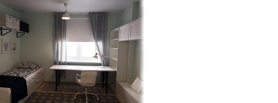 Квартиры комфорт-класса